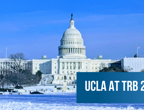 UCLA ITS at TRB 2020