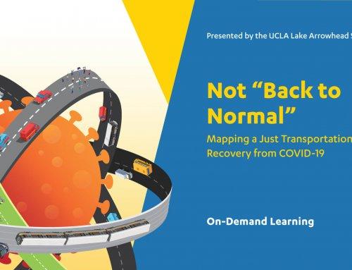 UCLA Arrowhead Series available for on-demand learning